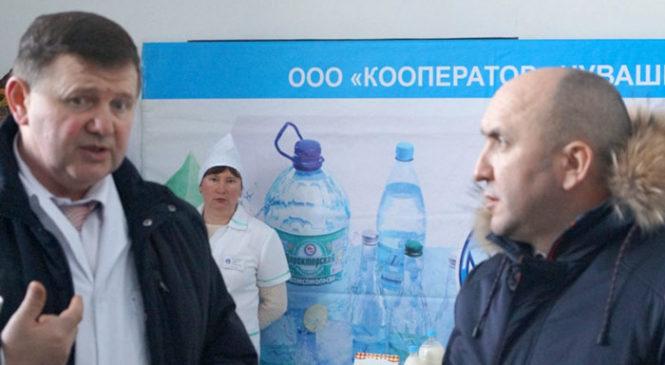 Министр посетил ООО «Кооператор»