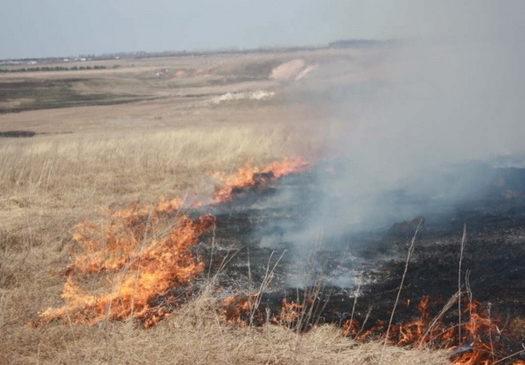 В Чувашии установлен пожароопасный сезон