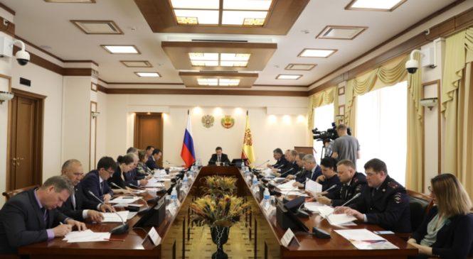 Заседание организационного комитета по подготовке и проведению Дня Республики
