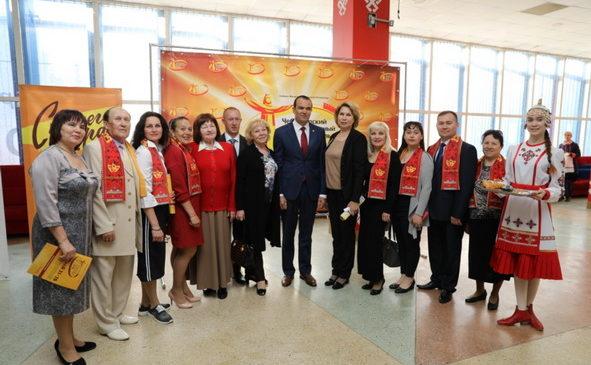 В столице Чувашии стартовал XI Чебоксарский международный кинофестиваль