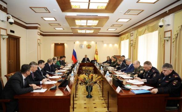 Подготовка празднования в Чувашской Республике Дня Победы на личном контроле руководителя региона