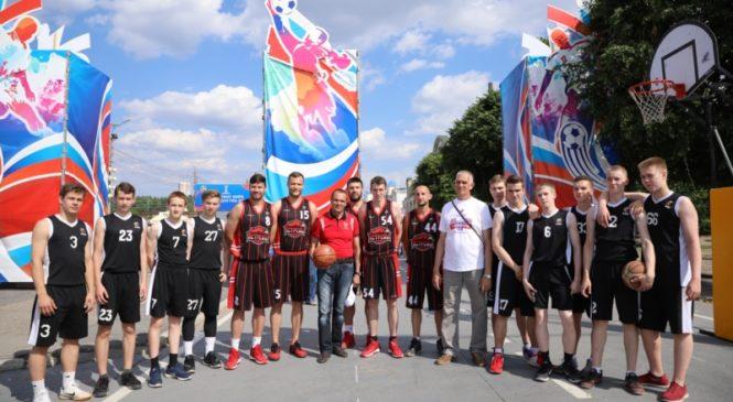 Чувашия присоединилась к празднованию Всероссийского олимпийского дня