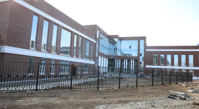 Строительство Чувашского кадетского корпуса ПФО — на особом контроле руководства республики