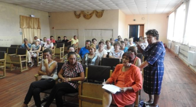 Александр Осипов встретился с жителями Кайнлыкского сельского поселения