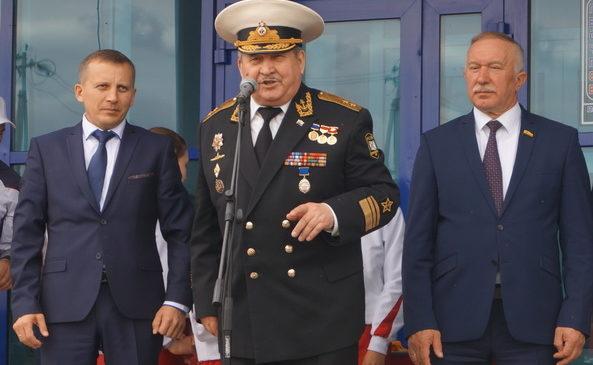 Фестиваль спорта, посвященный юбилею вице-адмирала В.А.Ильина