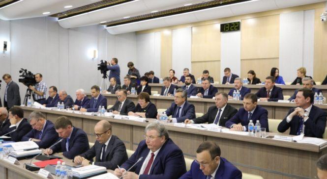 Комментарии участников заседания Совета при полномочном представителе Президента РФ в ПФО