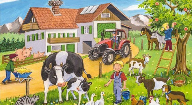 В Чувашии пройдет конкурс «Юный фермер-животновод–2018»