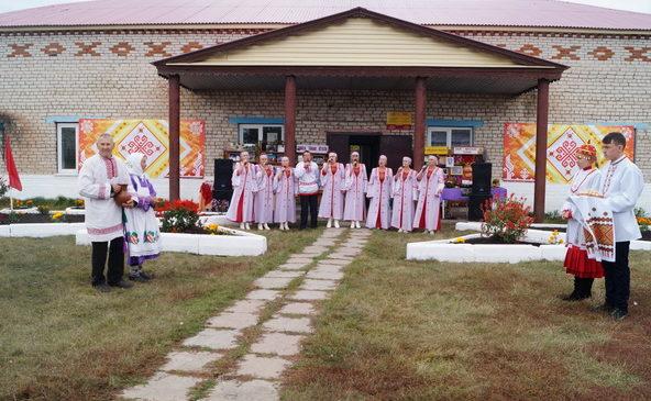 День деревни в Старом Сундыре Александровского сельского поселения