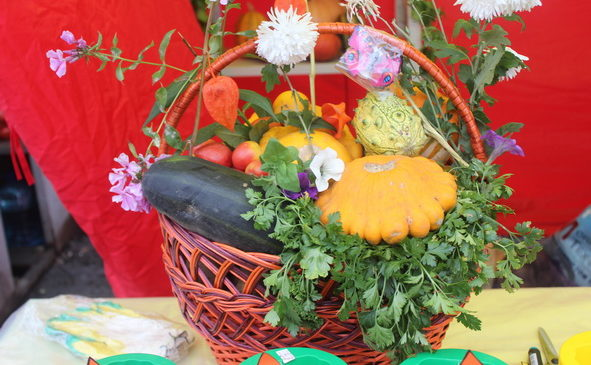 В районе — сельскохозяйственная ярмарка «Дары осени-2018»