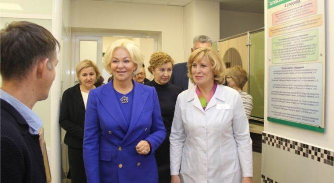 Первый заместитель Министра здравоохранения России Татьяна Яковлева: «Чувашия – замечательный регион!»