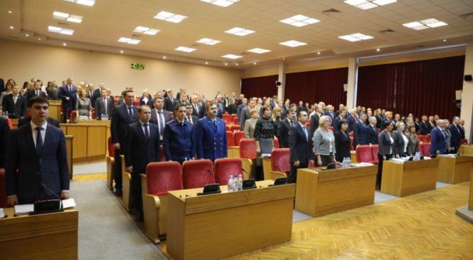 На сессии Госсовета в 1 чтении рассмотрен проект бюджета Чувашской Республики на 2019 год и плановый период 2020 и 2021 годов