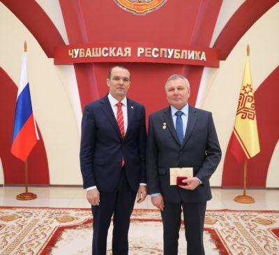 В Доме Правительства вручили государственные награды работникам АПК
