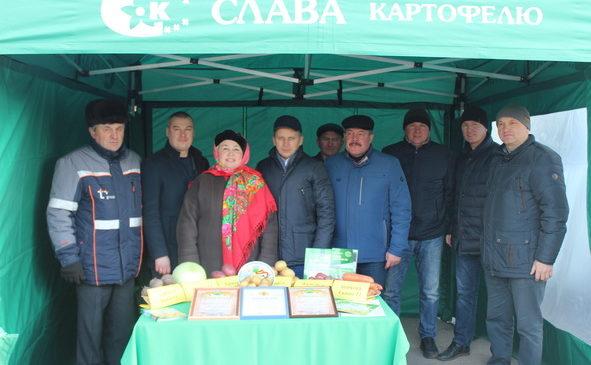 Районный фестиваль картошки «Ах, улмаçăм-çĕрулми!»