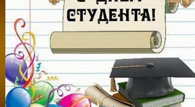 Поздравление Главы Чувашии Михаила Игнатьева с Днем российского студенчества