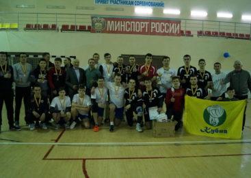 Рождественский турнир по волейболу на призы ООО «Агрофирма  «Слава картофелю»
