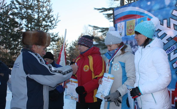 Лыжные гонки на призы братьев Тимергалеевых