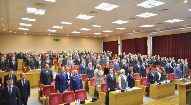 Состоялась очередная двадцать седьмая сессия Государственного Совета Чувашской Республики
