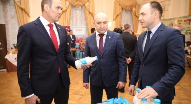 Глава Чувашии: «Экологически чистая сельхозпродукция из Чувашии ценится на российском и зарубежном рынках»