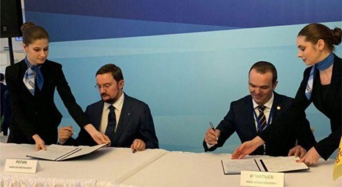 Чувашия развивает сотрудничество с «Деловой Россией»