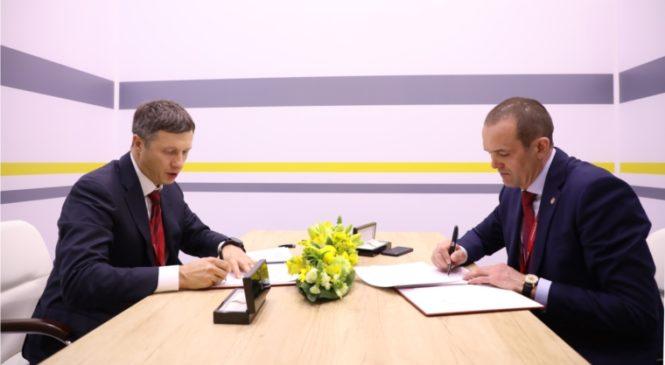 В Чувашской Республике ПАО «Химпром» инвестирует в проект по производству пероксида водорода более 5,6 млрд рублей