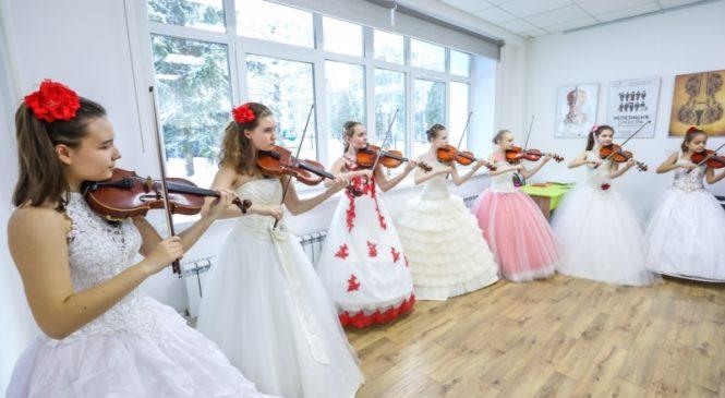 Министр культуры РФ Владимир Мединский высоко оценил работу Детской академии искусств столицы Чувашии