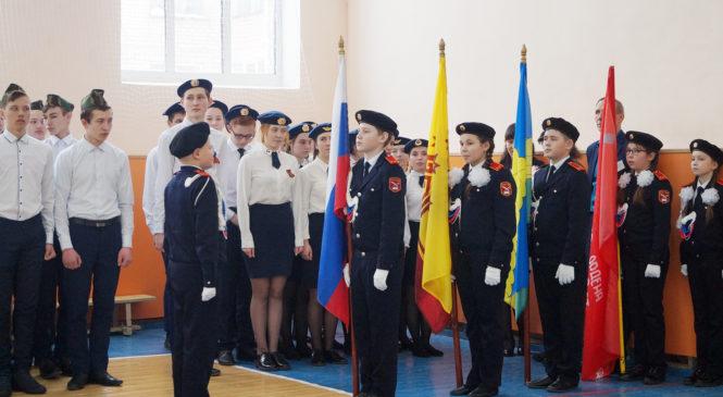 С 10 по 14 октября  в  Чувашии пройдет Спартакиада кадетских корпусов