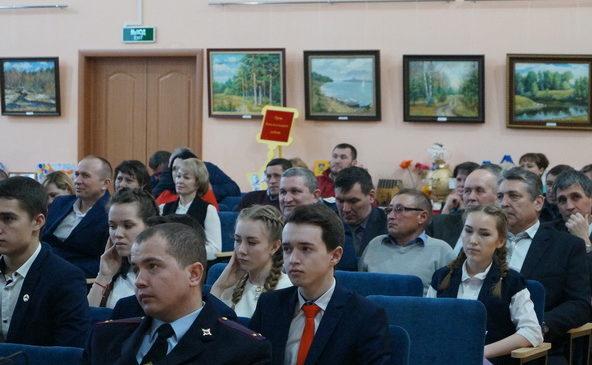 Подведение итогов социально-экономического развития Комсомольского  района за 2018 год