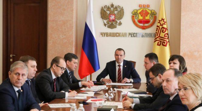 На селекторном совещании с Министром финансов России Антоном Силуановым обсуждены вопросы реализации национальных проектов