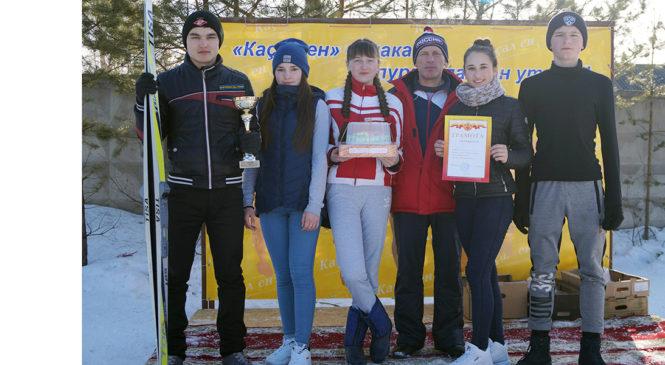 Закрытие зимнего спортивного сезона на призы газеты «Каçал ен»