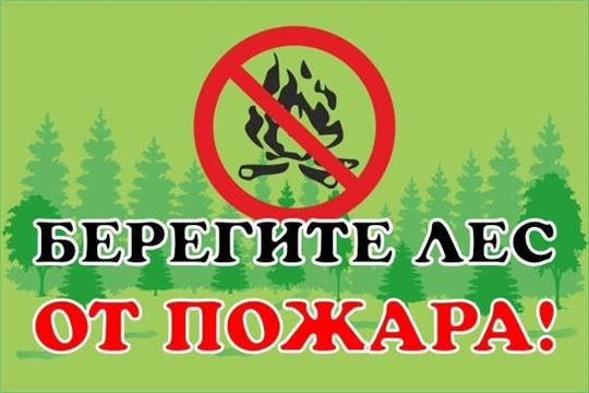 В республике стартует месячник «Береги лес от пожаров!»