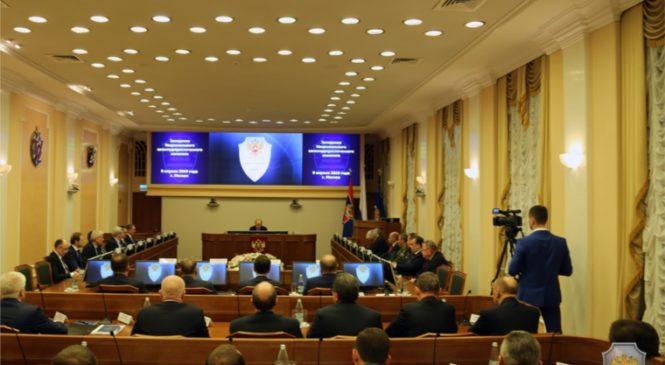 Полпред Президента России в ПФО Игорь Комаров принял участие в заседании Национального антитеррористического комитета