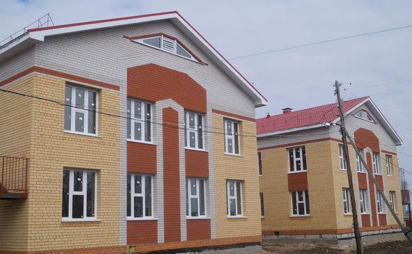 Ход строительства детского сада в селе Урмаево