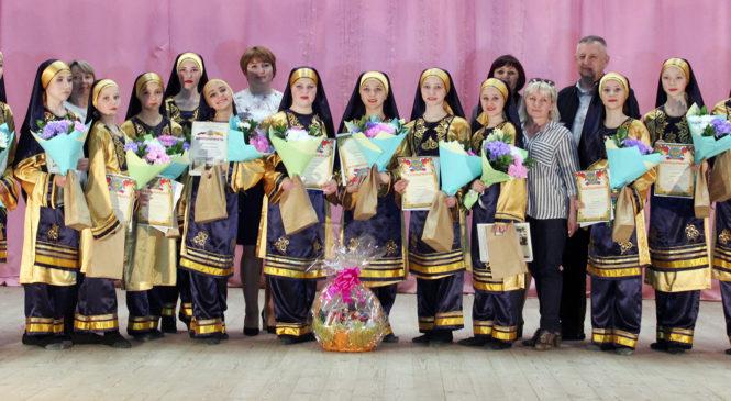 Отчетный концерт хореографического отделения Комсомольской детской школы искусств