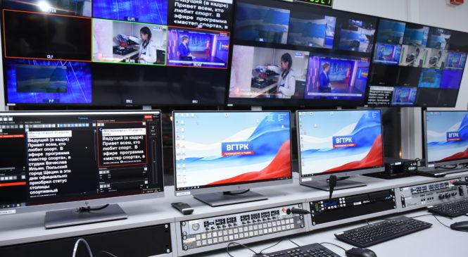Михаил Игнатьев проверил готовность к переходу на цифровое эфирное телевизионное вещание