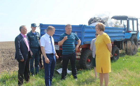Единый информационный день в Комсомольском районе