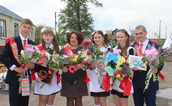 Весёлой трелью прозвенел последний школьный звонок в МБОУ «Нюргечинская СОШ»