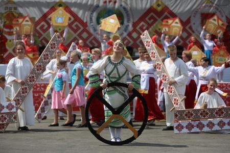 В Алатырском районе  отметили День Республики