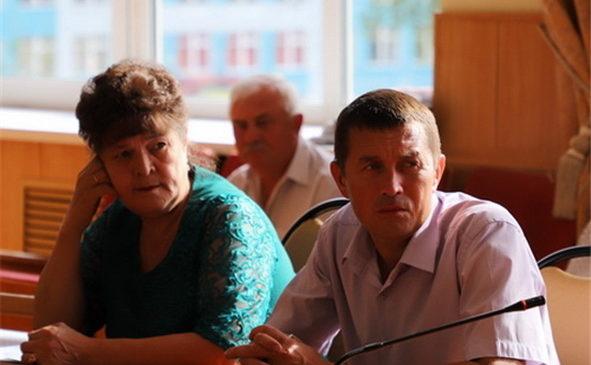 Состоялась еженедельная планерка в администрации Комсомольского района