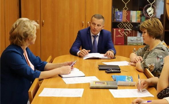 Состоялось заседание организационного комитета по участию муниципалитета в мероприятиях, приуроченных к празднованию Дня города Чебоксары