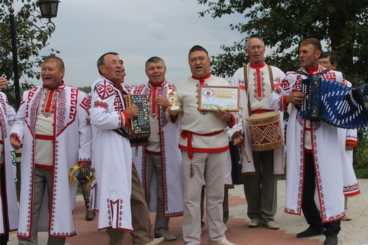 Народный фольклорный ансамбль «Каçал» — обладатель гран-при