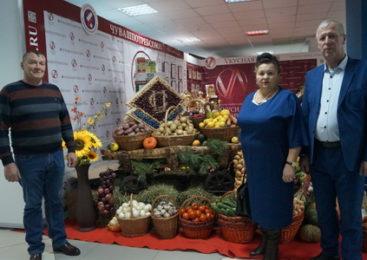 Делегация Комсомольского района на празднике  работников сельского хозяйства