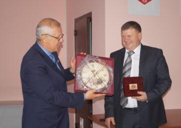 Районному ПК ООО»Кооператор»- 45 лет