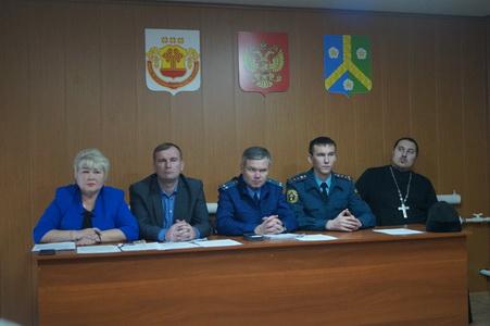 Очередной информдень в Комсомольском районе