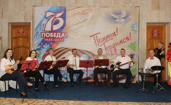 «Марафон 100-летия»  в Комсомольском районе