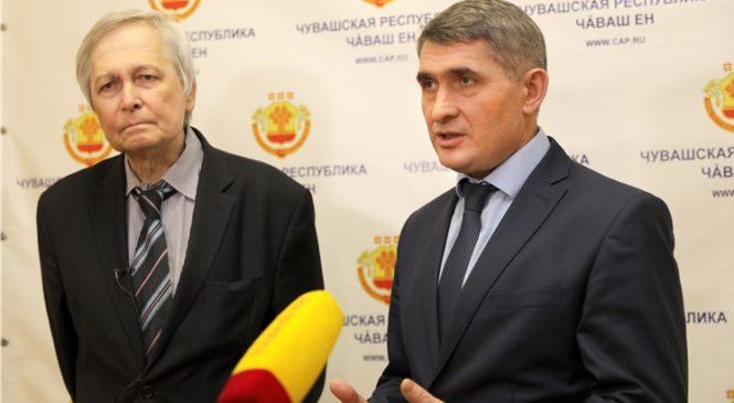 Олег Николаев: «Мы должны получить другую Чувашию, экономически развитую и комфортную для проживания»