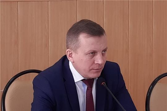Состоялось очередное заседание оперативного штаба по предупреждению завоза и распространения новой коронавирусной инфекции на территории Комсомольского района