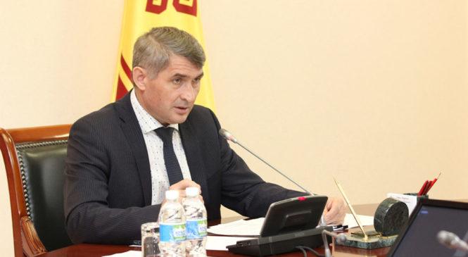 Врио Главы Чувашии Олег Николаев поздравляет с Международным днем кооперативов