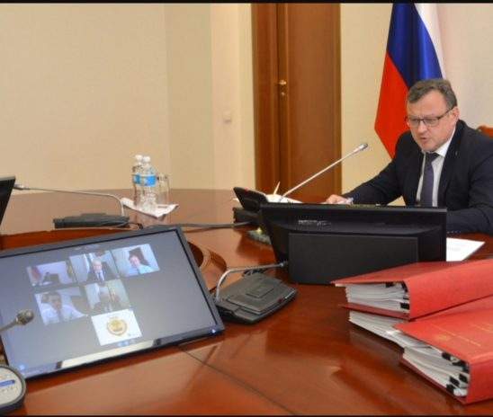 Состоялось очередное заседание Кабинета Министров Чувашии