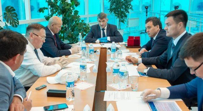 «Слишком лёгкие» – Олег Николаев прокомментировал планы развития районов республики