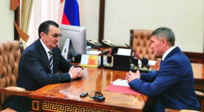 Олег Николаев подписал Указ о назначении Николая Федорова сенатором от Чувашии